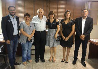 Fórum em Defesa do Servidor reúne-se com o futuro presidente do Ipasgo