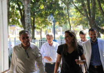 Em reunião com presidente da ABC, SINDIPÚBLICO delibera sobre implementação do restaurante do servidor