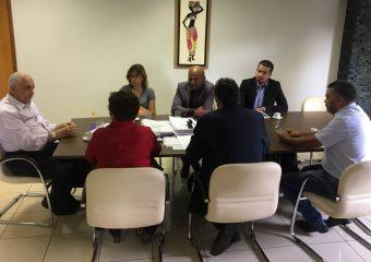SINDIPÚBLICO reúne-se com presidência do Ipasgo e discute temas de interesse dos servidores