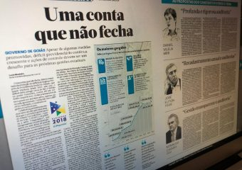 Presidente do SINDIPÚBLICO fala ao POPULAR em série de reportagens sobre as contas do Estado