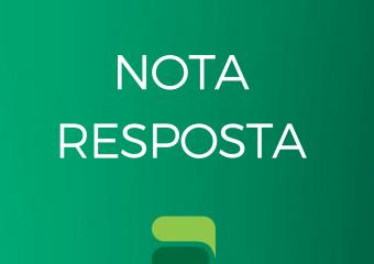 Nota resposta – Servidores Públicos da SECIMA