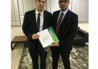 Sindipúblico apresentou solicitações ao Secretário de Administração do Estado