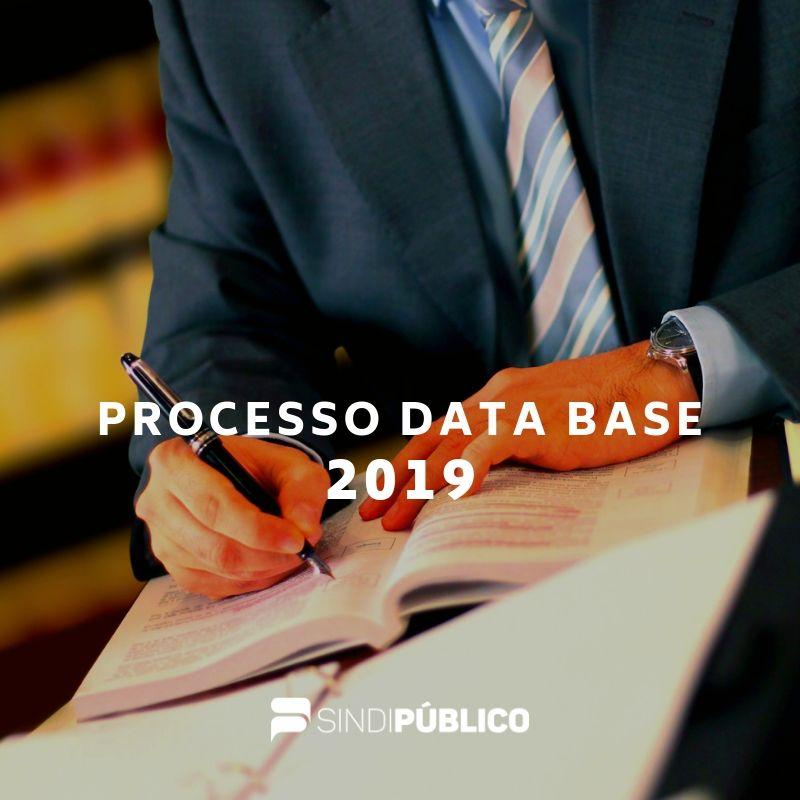 Sindipúblico questiona na Justiça o pagamento da data-base de 2019