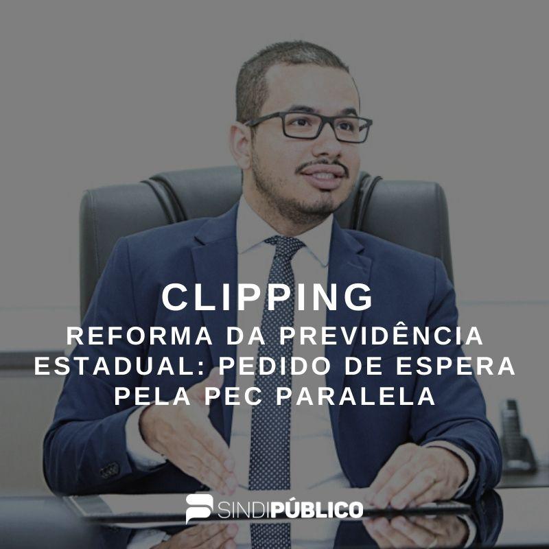 CLIPPING – PEC DA PREVIDÊNCIA