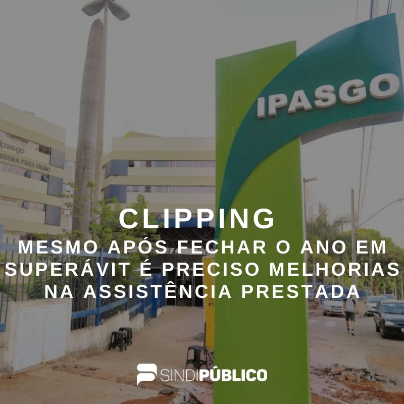 CLIPPING – IPASGO