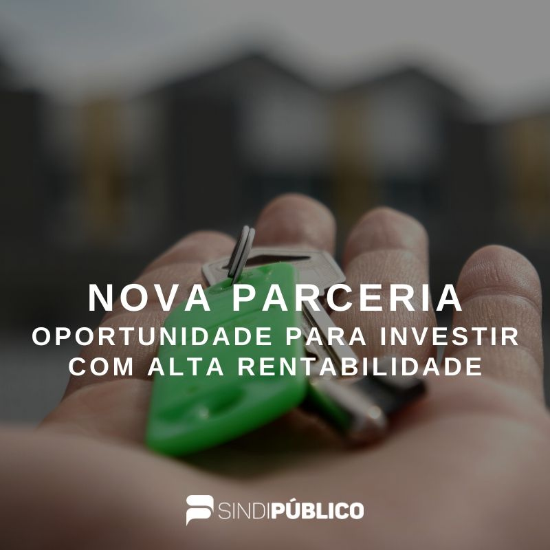 Nova parceria traz oportunidade para investir com alta rentabilidade em 2020