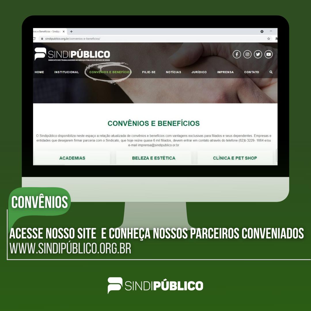 CONHEÇA NOSSOS PARCEIROS CONVENIADOS